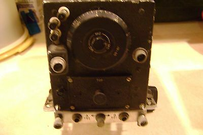 R-23/ARC 5 RECEIVER WITH FT-233-A RACK AND DYNAMOTOR  UNTESTED