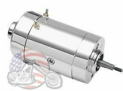 The Great Chrome Generator 12 Volt Replacement Harley Ironhead Sportster Electra