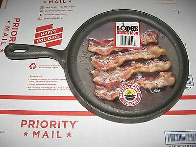 New Lodge Round Griddle Pan 9""