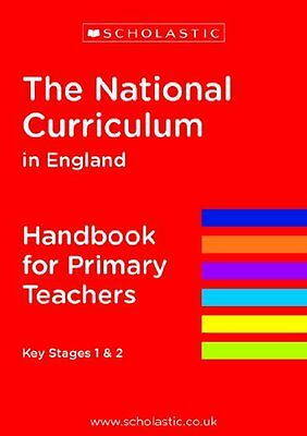 National Curriculum in England Handbook Perfect Primary Teachers Key Stage 1 & 2