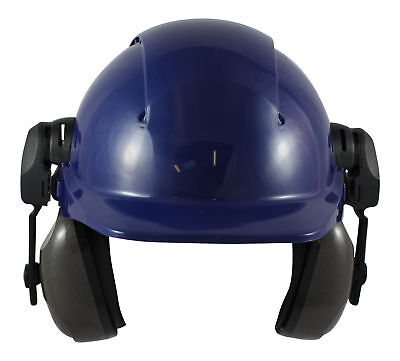 Centurion Concept Vented Safety Helmet Hard Hat S09F with Aegean Ear Defenders