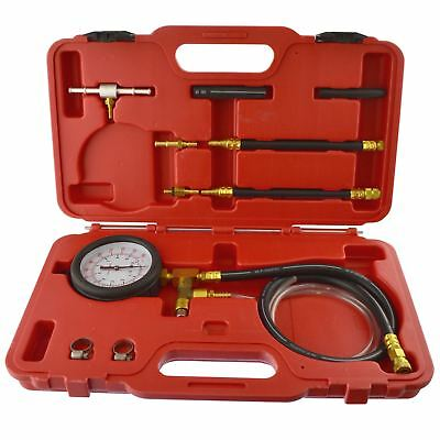 Fuel injection pressure test kit for Schrader test fuel ports by BERGEN AT271