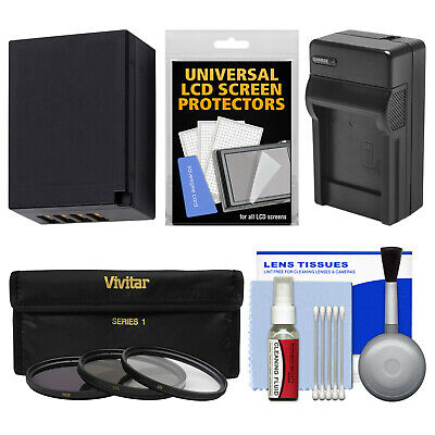 Essentials Bundle for Fuji X-A1 X-E1 X-E2 X-M1 X-T1 with 16-50mm or 18-55mm Lens