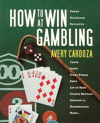 Avery Cardoza - How To Win At Gambling 5e (2006) - Used - Trade Paper (Pape