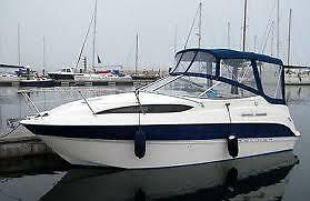 2005 Bayliner 245 Ciera Cruiser Boat with Full Cuddy Cabin with lots of extras