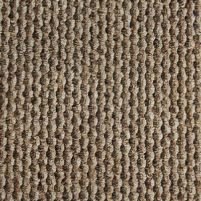 Quality Brown, Hard Wearing, Durable - Felt Backed, Loop Pile Carpet