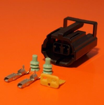Land Rover Defender NAS Lamp Light 2 Way Female Connector Plug Kit - WIPAC TD5