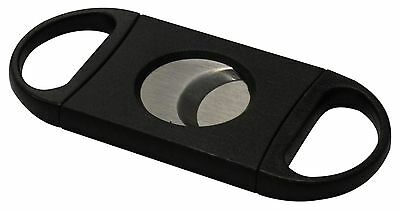 NEW GUILLOTINE 60 GAUGE STAINLESS STEEL DOUBLE BLADES CIGAR CUTTER