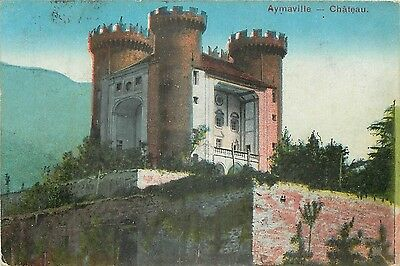 ALLEMAGNE aymaville chateau