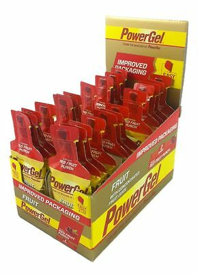 Powerbar - Power Gel Fruit, 24 x 41g Bolsita - Gel energético