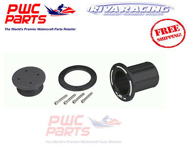 SeaDoo RXP-X/RXT-X/RXP/GTX RIVA Outlet Kit Rear Exhaust ALL 185/215/255HP Models
