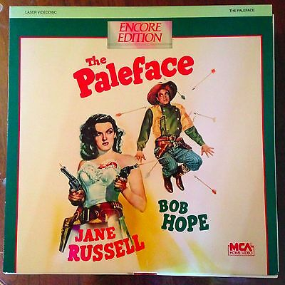 The Paleface - Encore Edition Laserdisc Buy 6 for free shipping