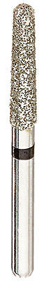 SUPÉR Multi-Use Diamond Burs Round End Taper 856L/018SC SUPER COARSE (20 Burs)