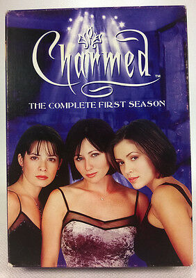 Charmed - The Complete First Season 1 (DVD, 2005, 6-Disc Set) - Boxset One