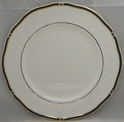 Wedgwood Royal Lapis  Dinner Plate (Imperfect)