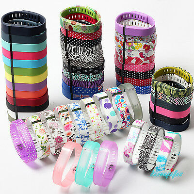 Small Large Replacement Band Clasp for Fitbit Flex Wristband Bracelet(NoTracker)