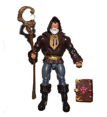 He-man Motu Masters of the Universe Classics Eldor Loose Action Figure with Book