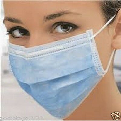 Nail Medical dental disposable Ear_loop Face Surgical Mask Respirator Type II