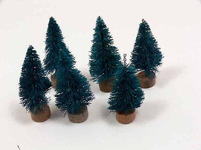 "CREATIVE TIME Create A Project 1.5"" PINE TREES  Miniature Model Diorama Accent"