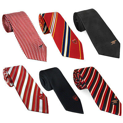 Arsenal FC Official Football Gift Club Crest Tie