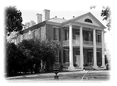 The Arlington, a Natchez Antebellum Plantation home - architectural house plans