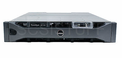 Dell PowerVault MD3200i 12 x 6tb ISCSI storage network array 2x controller
