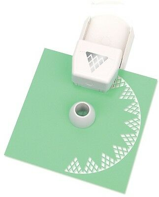 Martha Stewart Circle Edge Punch ~Diamond Lace (Special Price)