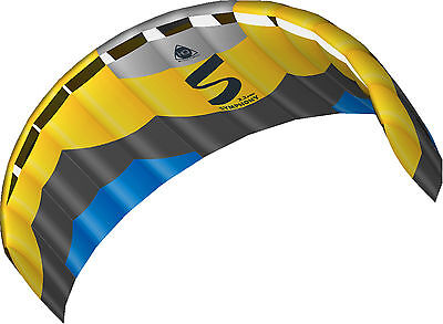 HQ Symphony Pro, 2.2 Power Kite Ready To Fly Package Colour Edge