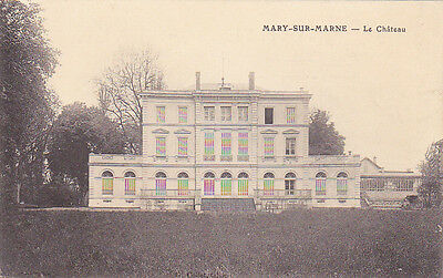 77 Mary-Sur-Marne Chateau