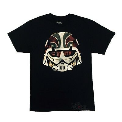 Star Wars Rebels Cool Metal Licensed Adult T Shirt