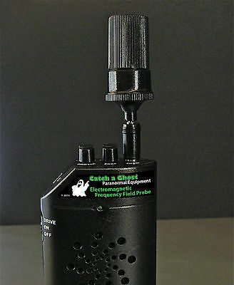 Electromagnetic Frequency Field Probe Unit - Paranormal Equipment Ghost Hunting