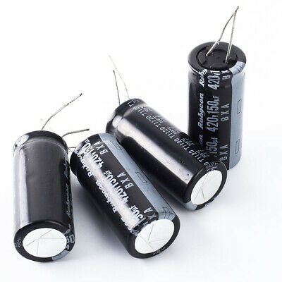 20pcs RUBYCON BXA 22mfd 350V 22UF high frequency electrolytic Capacitor 105℃