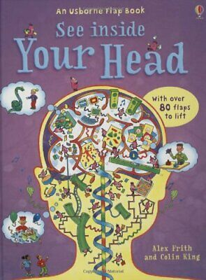 Your Head (See Inside) (Usborne See Inside) by Frith, Alex Hardback Book The