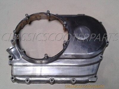 Honda 1986 SHADOW 700 RIGHT side engine block clutch COVER h86-vt700c-049