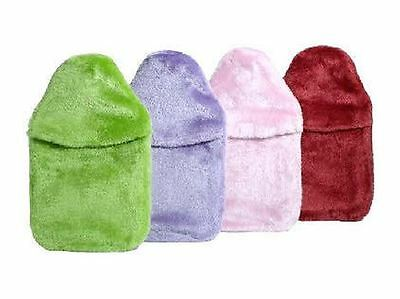 Coronation Luxury Fur Covered Cosy 2 Litre Hot Water Bottle