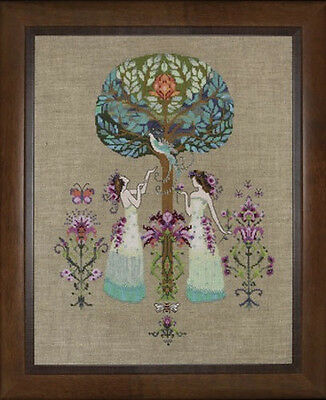 Mirabilia Designs - MD109 - Tree of Hope Chart by Nora Corbett