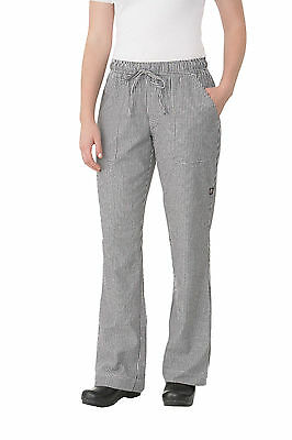 Chef Works Woman Relaxed Checkered Chef Pants Wbaw