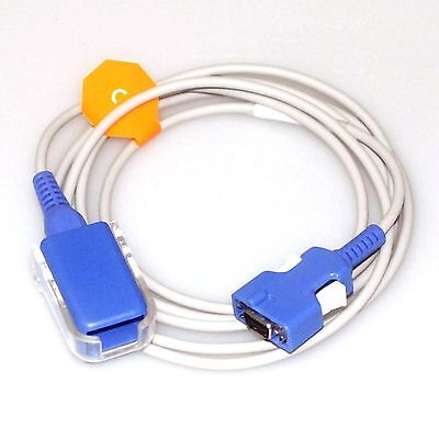 DOC-10 Nellcor Compatible Spo2 Adapter extension Cable
