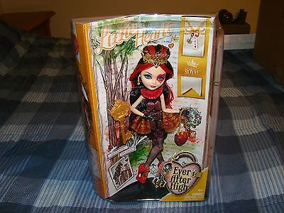 """NEW EVER AFTER HIGH """"LIZZIE HEARTS"""" IN HAND NOW!!!"""