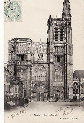 89 Sens Cathedrale