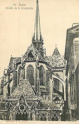 21 Dijon Abside Cathedrale