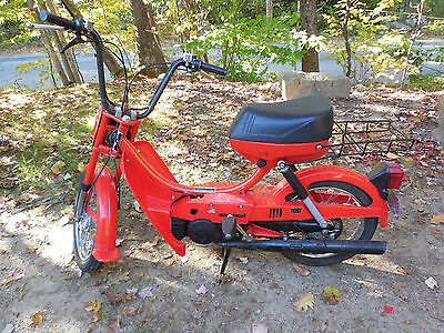 Other Makes : PUCH 1983 84 puch mini maxi moped