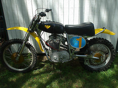 Other Makes 1974 ccm 560 ccm 560 clews 500 bsa motocross