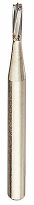 SUPÉR Carbide Burs FG245, Friction Grip, Midwest Type, Made in Canada 100 burs