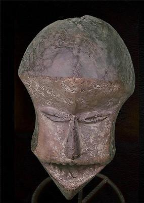 Old  Tribal Bamum Mask Cameroon  BN15