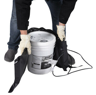 Pail Heaters - Bucket Heaters - Powerblanket BH05-RR  5 Gal Pail Heating Blanket