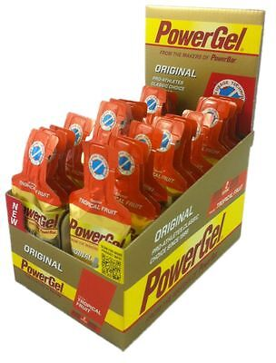 Powerbar - Power Gel Original, 12 x 41g Bolsita - Gel energético