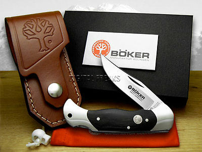BOKER TREE BRAND Buffalo Horn Pocket Knife Knives