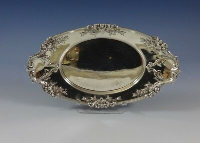 """Francis I by Reed & Barton Sterling Silver Gravy Boat Underplate 9 3/4"""" #570A"""