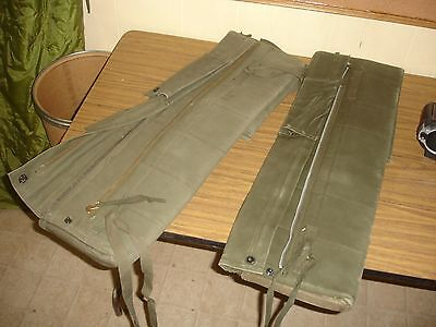 1 Genuine Parachutist Weapon Case Fully Functional And In Mint Cond. Airborne